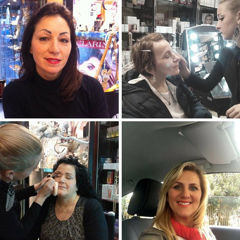 Make-up artist by Max Factor da Profumeria Gianni