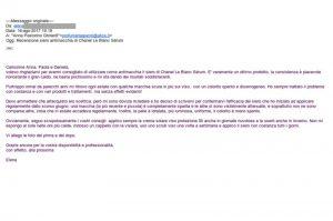 recensione Chanel Le Blanc Sérum